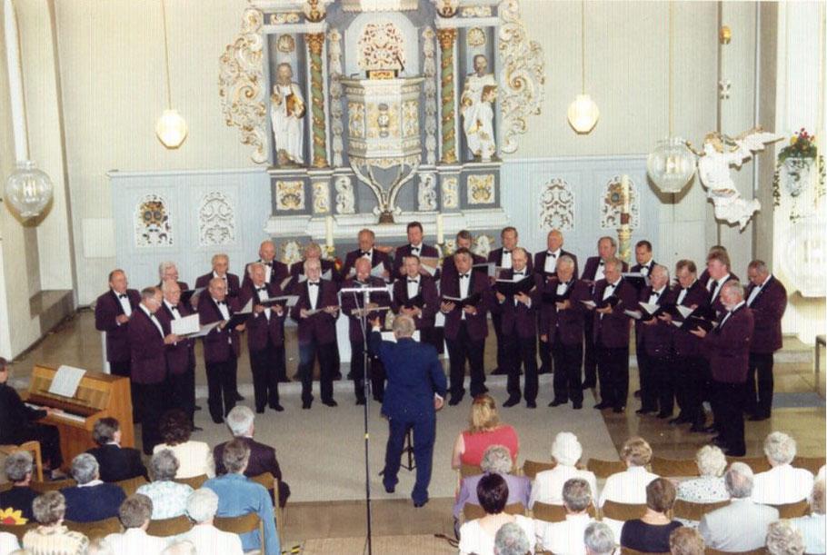 Bei einem Jubiläumskonzert des Frauenchors Vienenburg