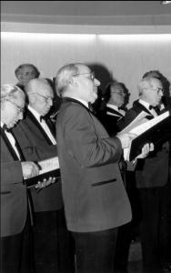 """Liederabend 1993 Solo Eckhard Bordt """"Rot blühn die Rosen"""""""