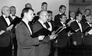 """Liederabend 1993 Solo Frank Müller und Heinz Haase """"Stenka Rasin"""""""
