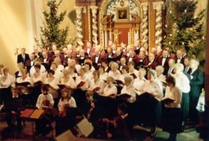 Weihnachtskonzert 1993