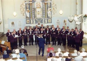 Konzert in der ev. Kirche in Vienenburg 2000