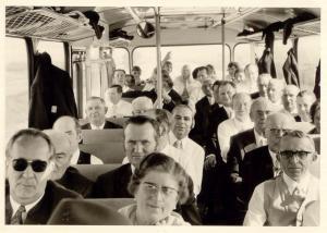Fahrt nach Hannover 1964