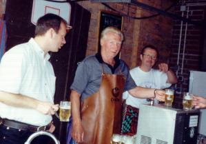 Halbjahresfeier 2001