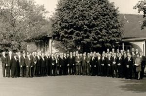 In Hannover 1964