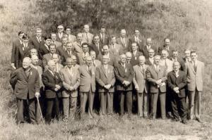 Zum Jubiläum des MGV Schlewecke 1967