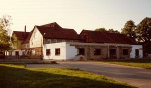 Umbau des Fürstenhofes 1985